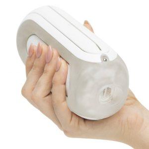 Temga Zero Vibrating Fliphole White